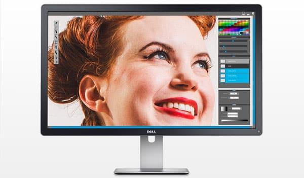 Dell UltraSharp 32 UltraHD Monitor