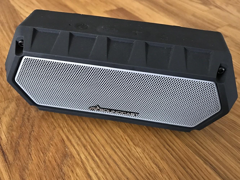 Review: Soundcast VG1 Bluetooth Speaker