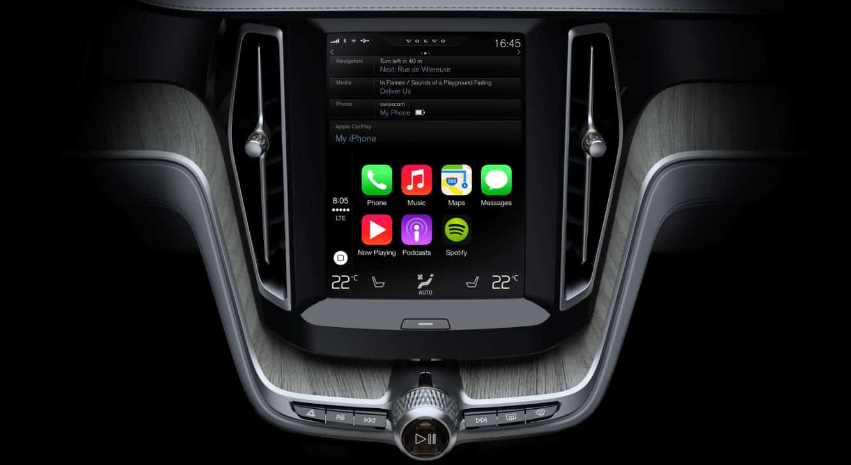 Volvo adds CarPlay to 2016 XC90