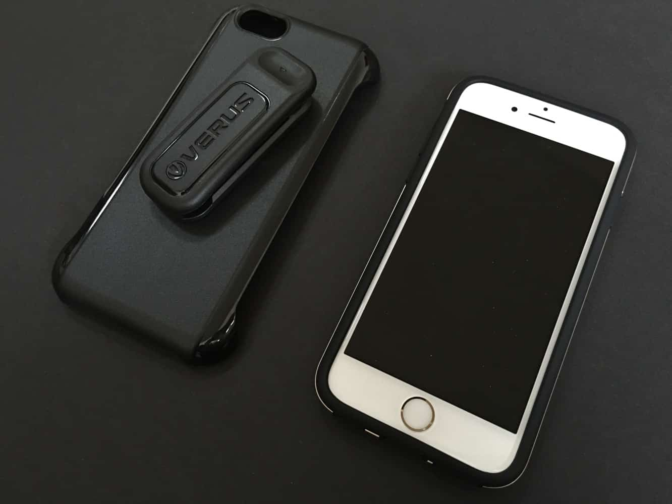 Review: VRS Design Crystal Bumper, High Pro Shield + Verge Active for iPhone 6/6s