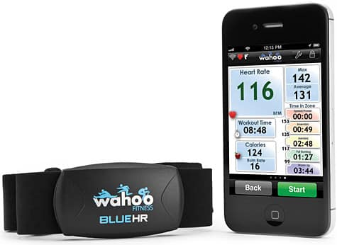Wahoo Fitness intros Blue HR heart rate monitor