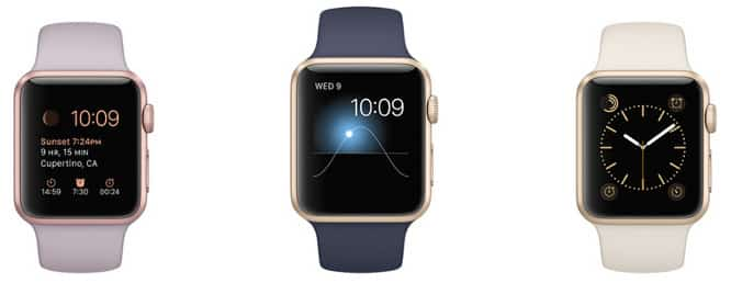 Job post shows Apple emphasizing new complications, faces for Apple Watch