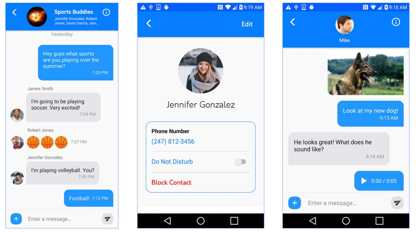 weMessage brings some iMessage functionality to Android devices