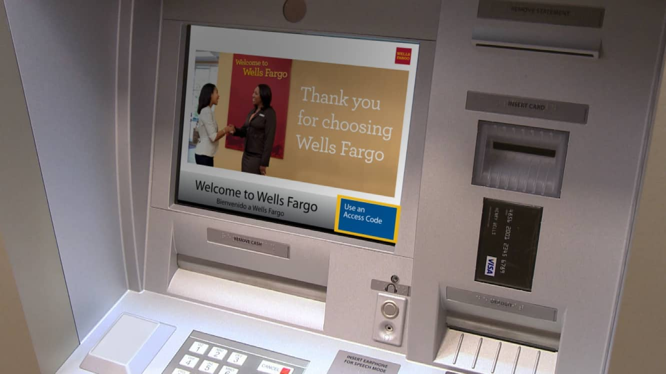Wells Fargo rolling out ability to use Apple Pay for transactions at some ATMs later this year