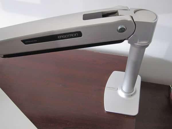 Ergotron WorkFit-A + WorkFit-P Sit-Stand Workstations