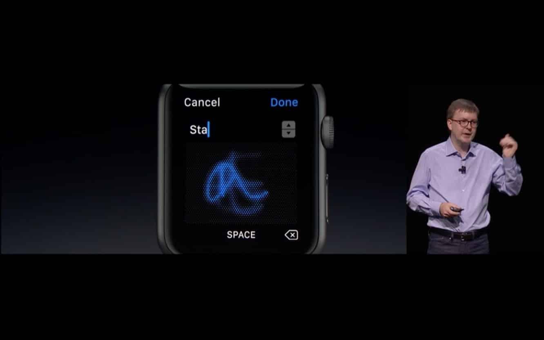 Apple announces watchOS 3