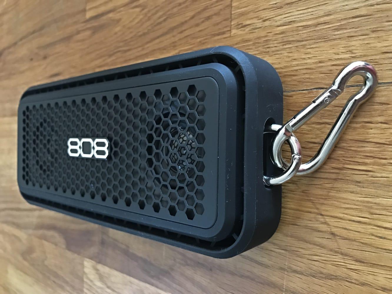 Review: 808 Audio XS Sport Rugged Wireless Speaker
