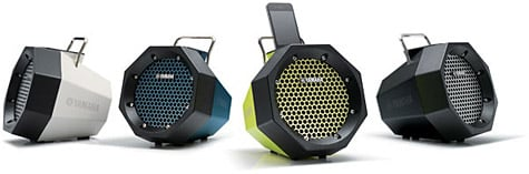Yamaha unveils PDX-11 portable speaker for iPhone, iPod