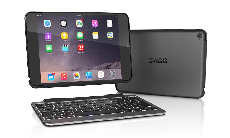 Zagg announces iPad Pro, iPad mini 4 keyboard lineup