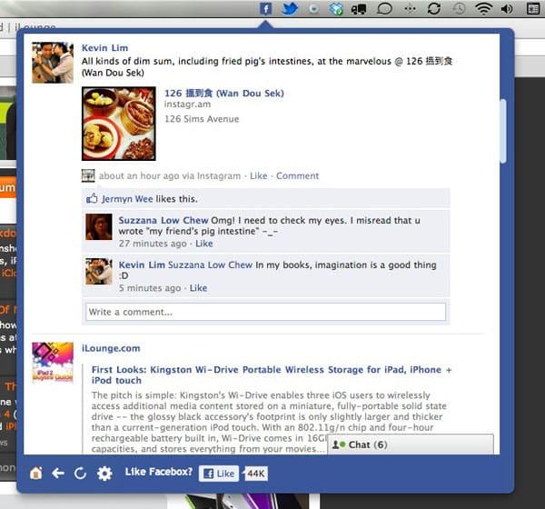 Zentertain Facebox Pro for Facebook