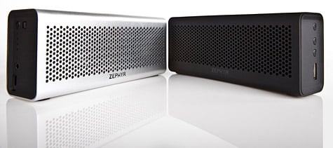 Spar intros Zephyr Bluetooth speakers