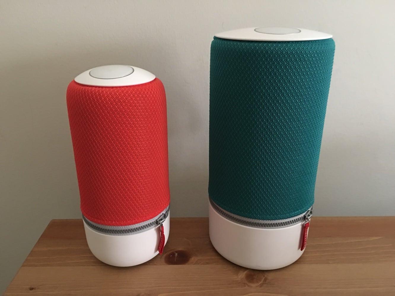 Review: Libratone Zipp (2016) and Zipp Mini Speaker