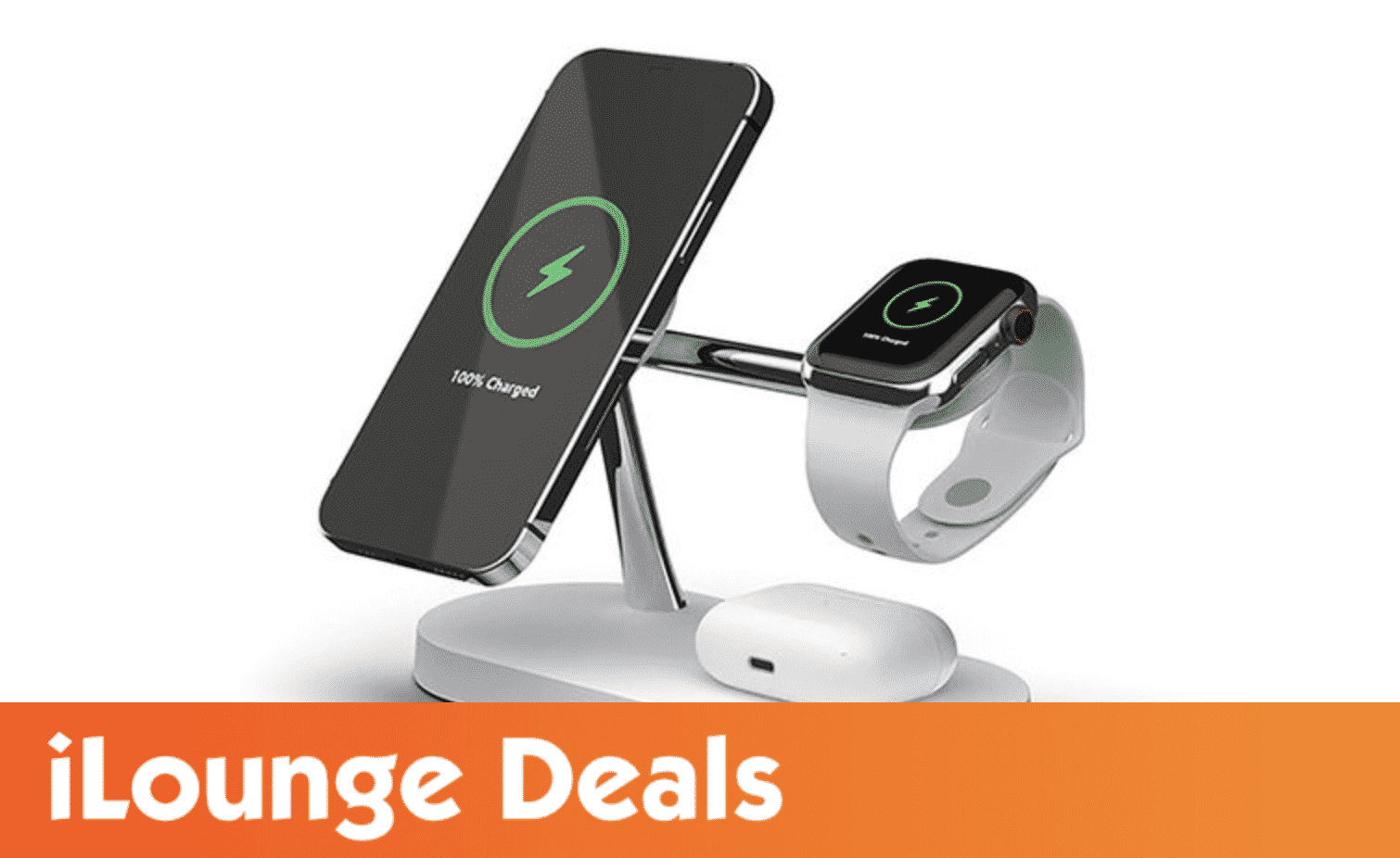 5-in-1 MagSafe Wireless & Wired Charging Station