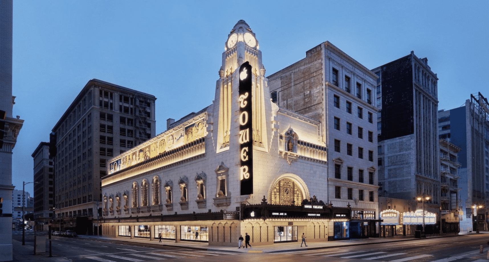 Tower Theatre Store