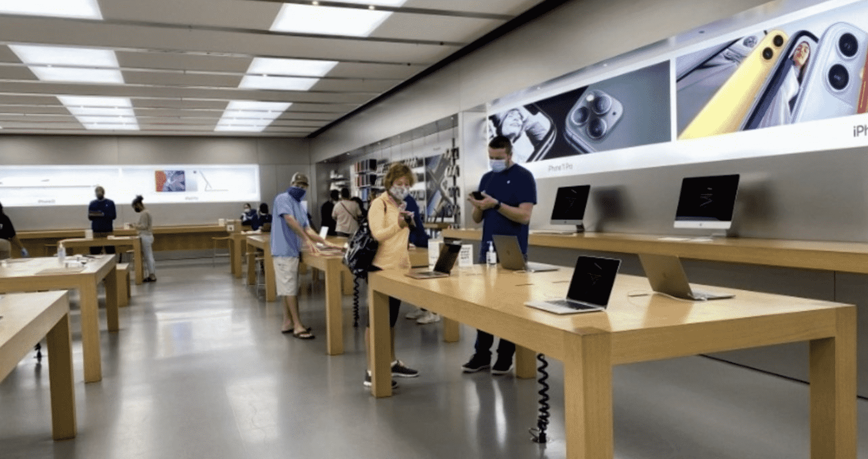 US Apple Store