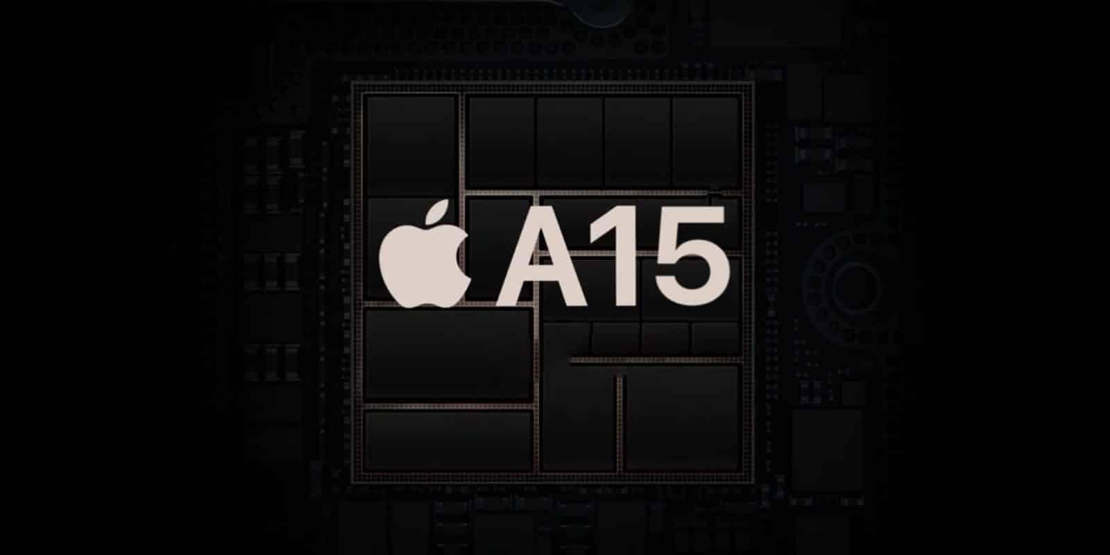 Apple supplier TSMC has begun producing the A15 Bionic chip