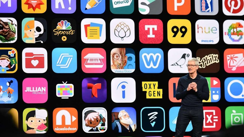 Apple admits to downplaying competing apps on the App Store