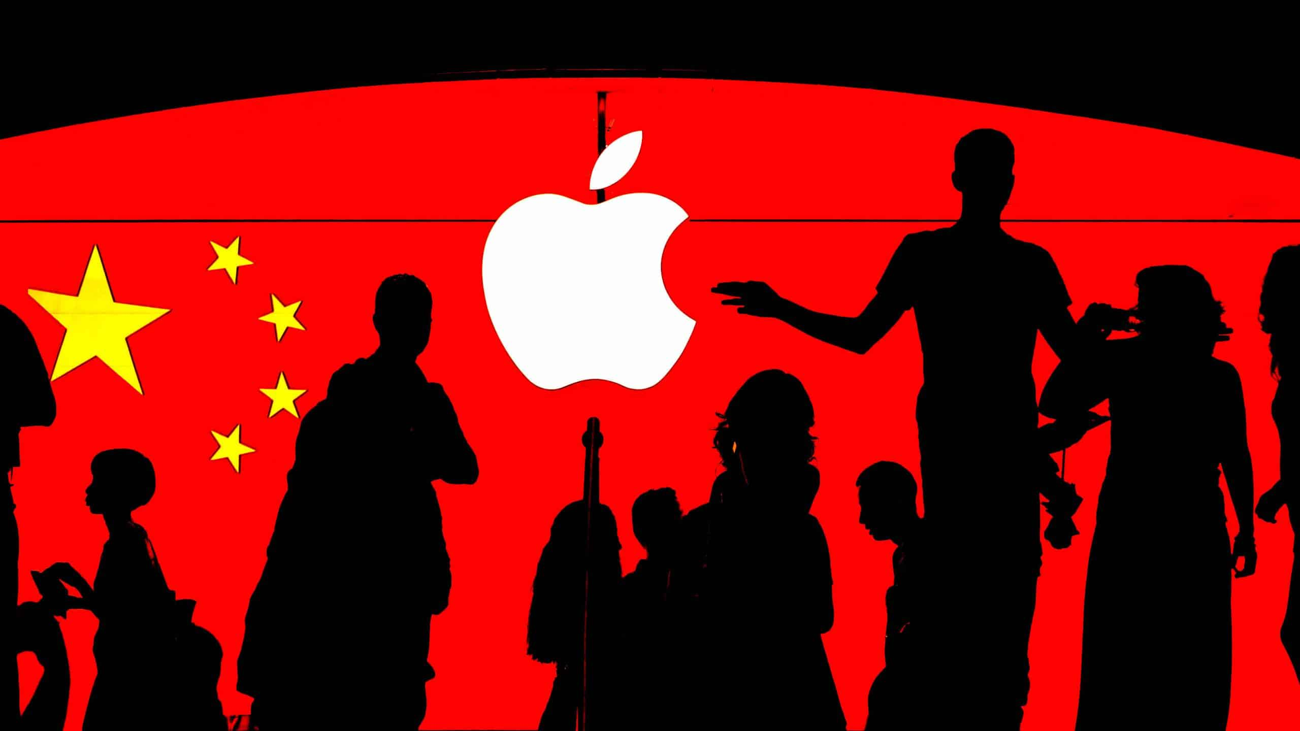 Apple was warned about doing business in China