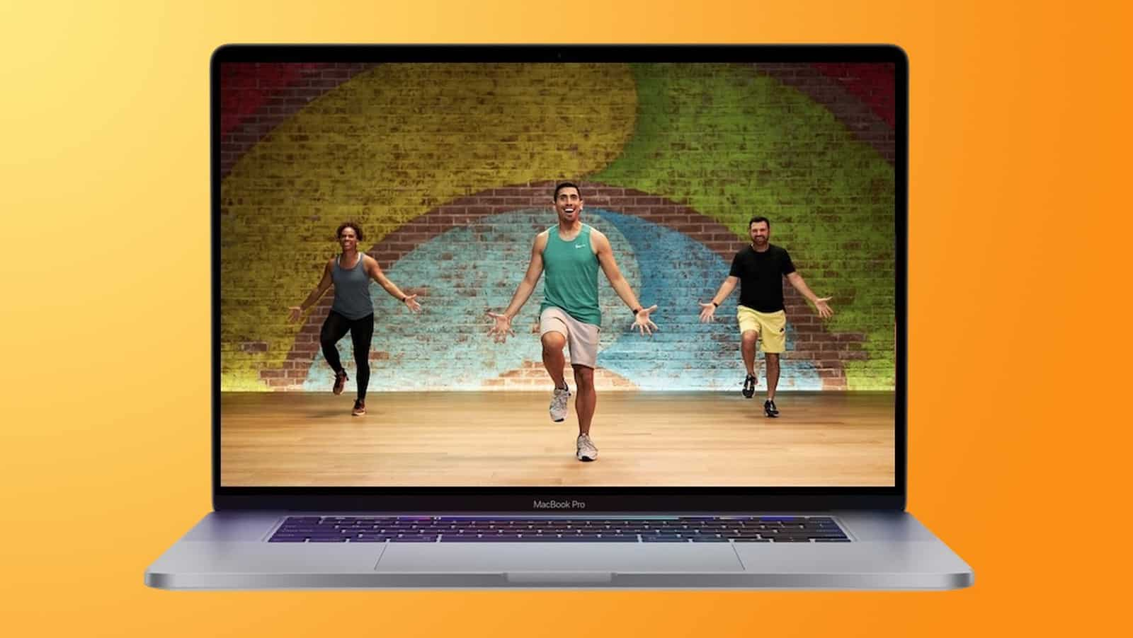 Apple Fitness+ for Mac via AirPlay to release with macOS Monterey