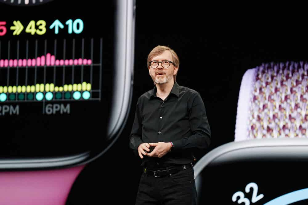 Apple's VP of Technology Kevin Lynch talks about Health features
