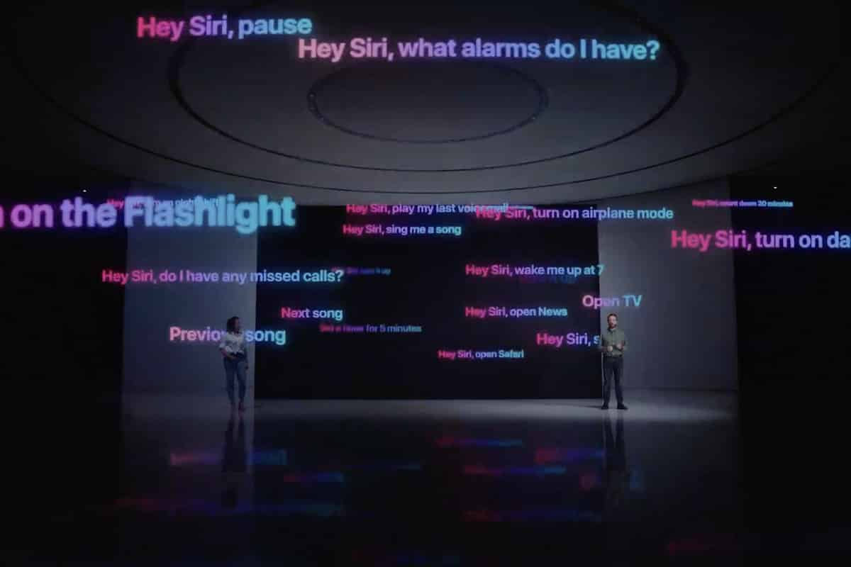 Apple unveils new Siri: Faster with on-device processing