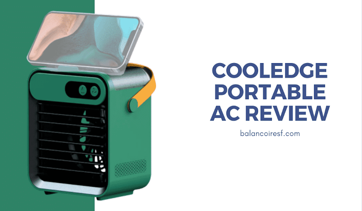 CoolEdge AC Reviews – Does CoolEdge Portable AC Really Work?