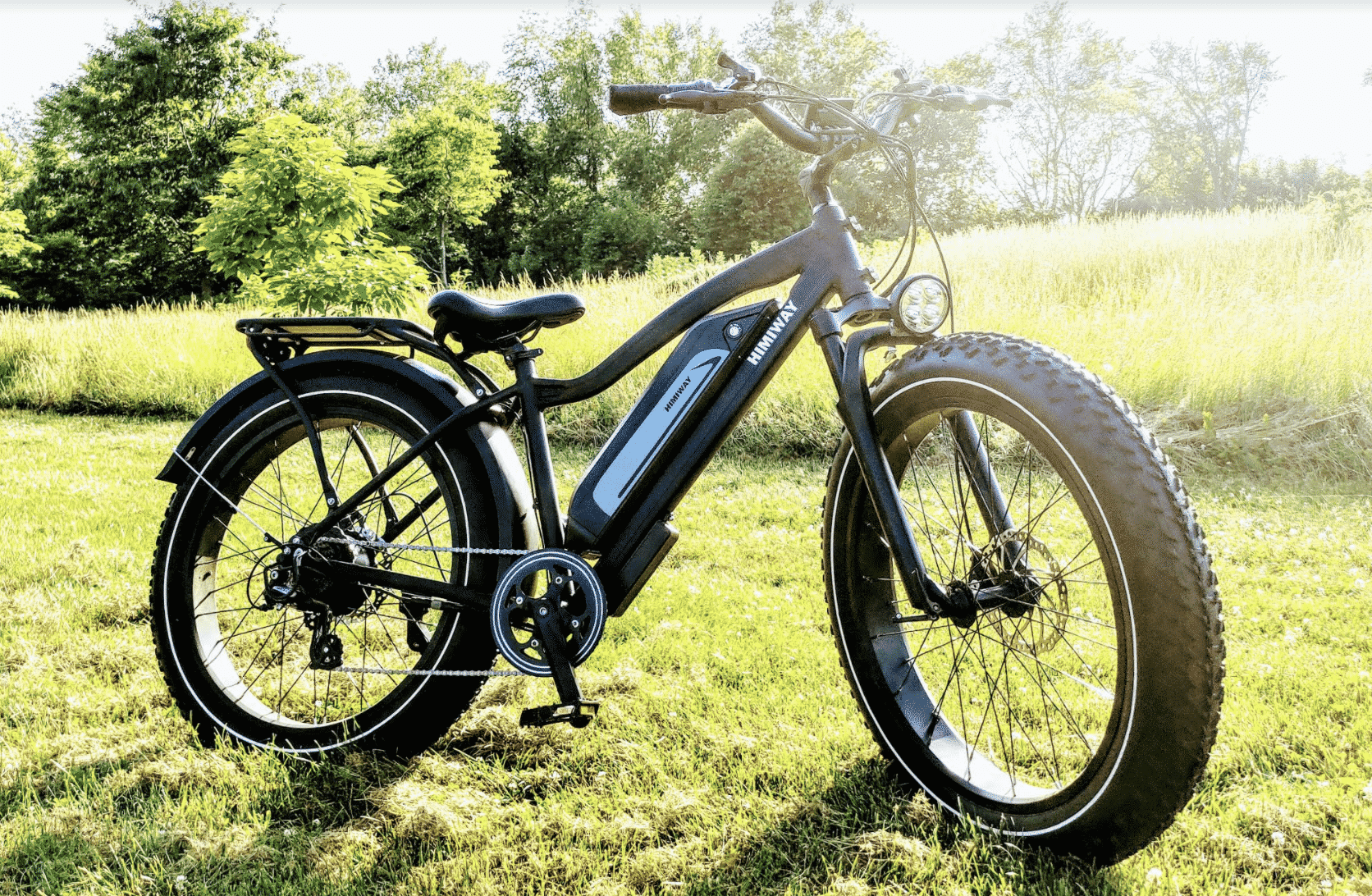 Electric fat bikes perfect for daily commuting