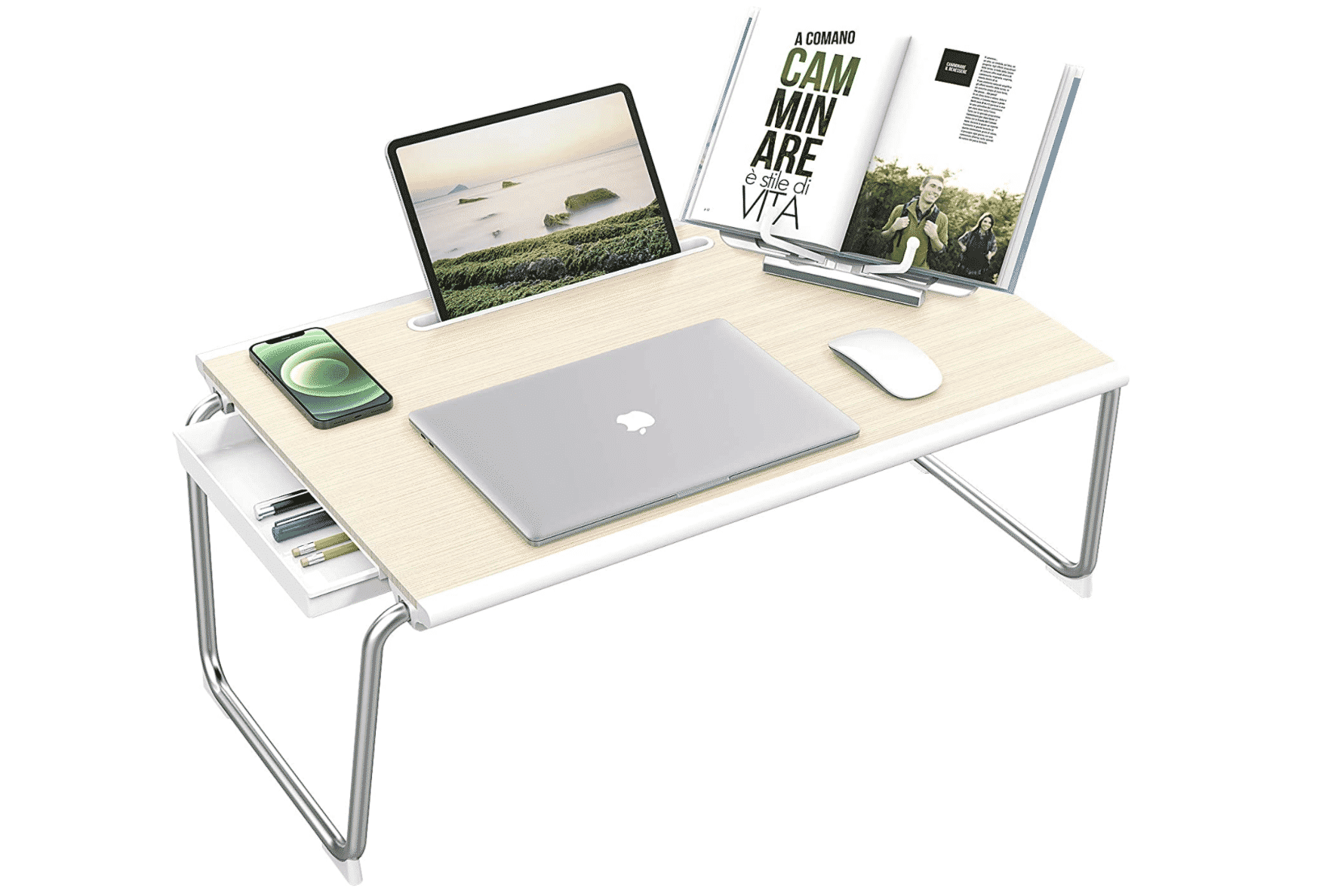 Generously-Sized Folding Lap Desk