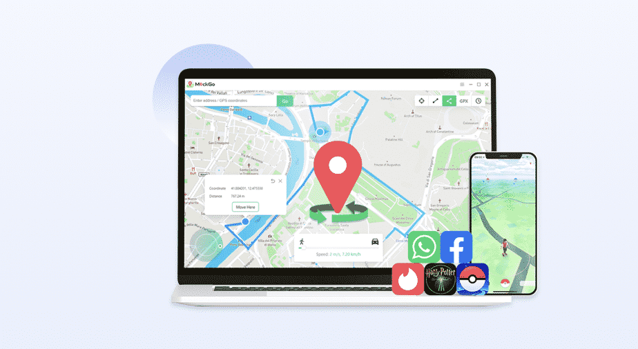 MockGo: The No-Jailbreak Way for iPhone Users to Change their GPS Location