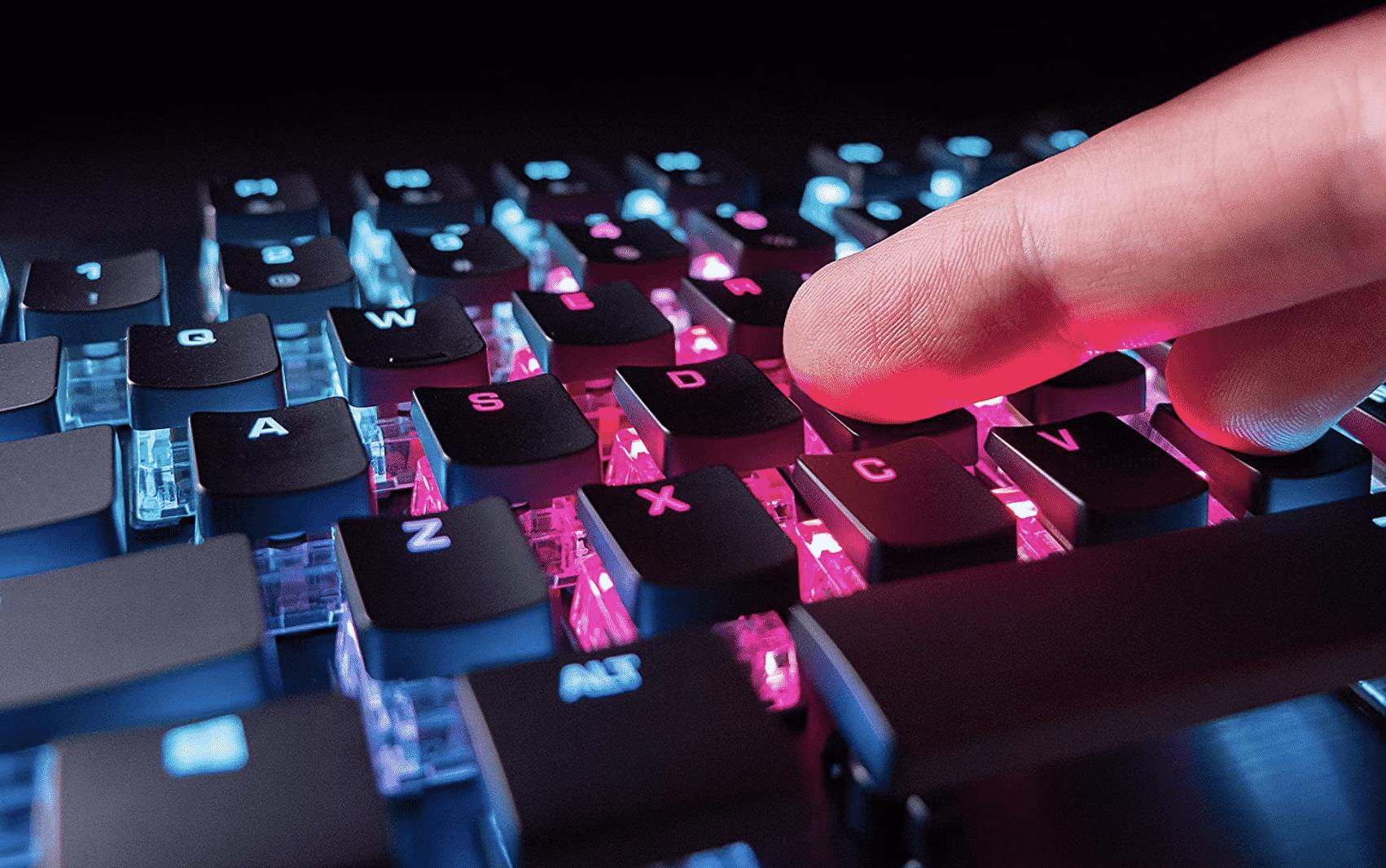 ROCCAT Vulcan 100 AIMO Mechanical Gaming Keyboard