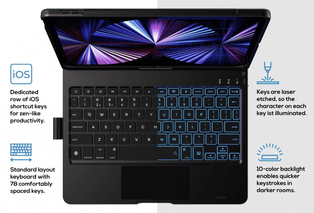 TypeCase Keyboard