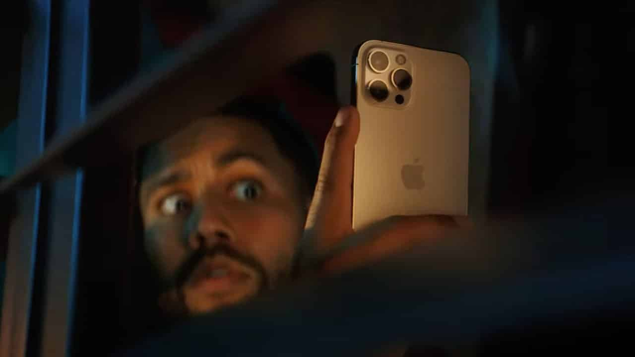 Apple shows off iPhone 12's Night Mode in new ad