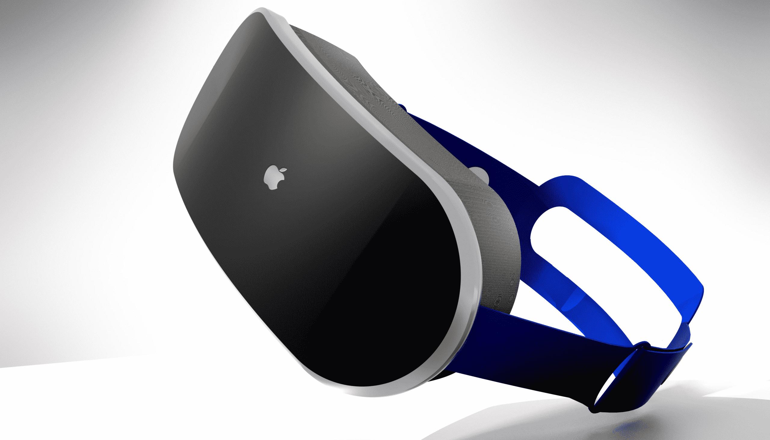 Apple patent reveals details about AR/VR headset