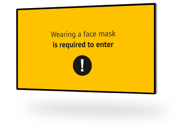 5 Ways Digital Signage Will Be Used Post-Pandemic