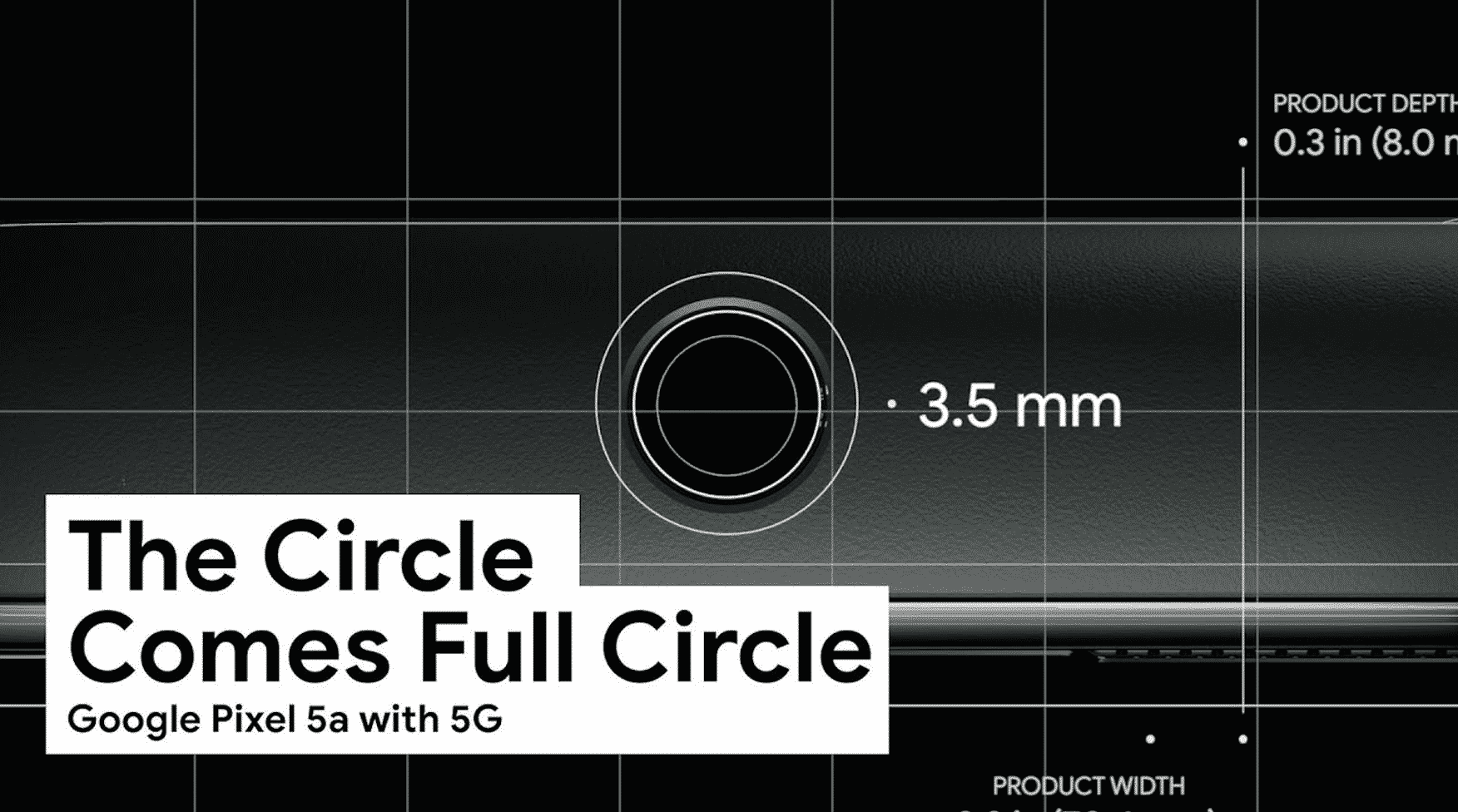 Google Rolls Out New Pixel 5a Ad, Focuses on Headphone Jack