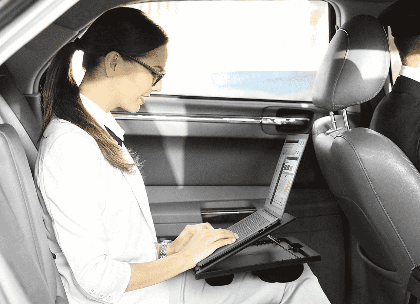 Portable Lap Desk Saves Your Neck and Eyes