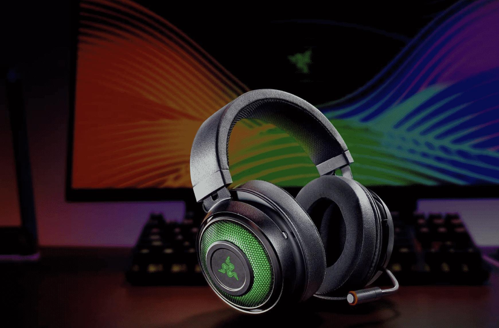 Razer Kraken Ultimate RGB USB Gaming Headset