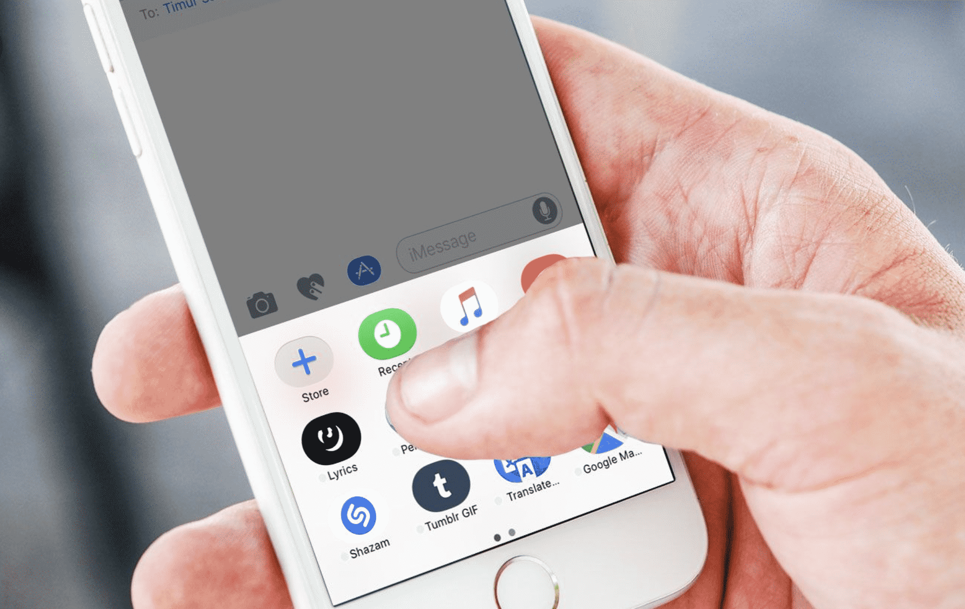 Five Ways to Make iMessaging Better