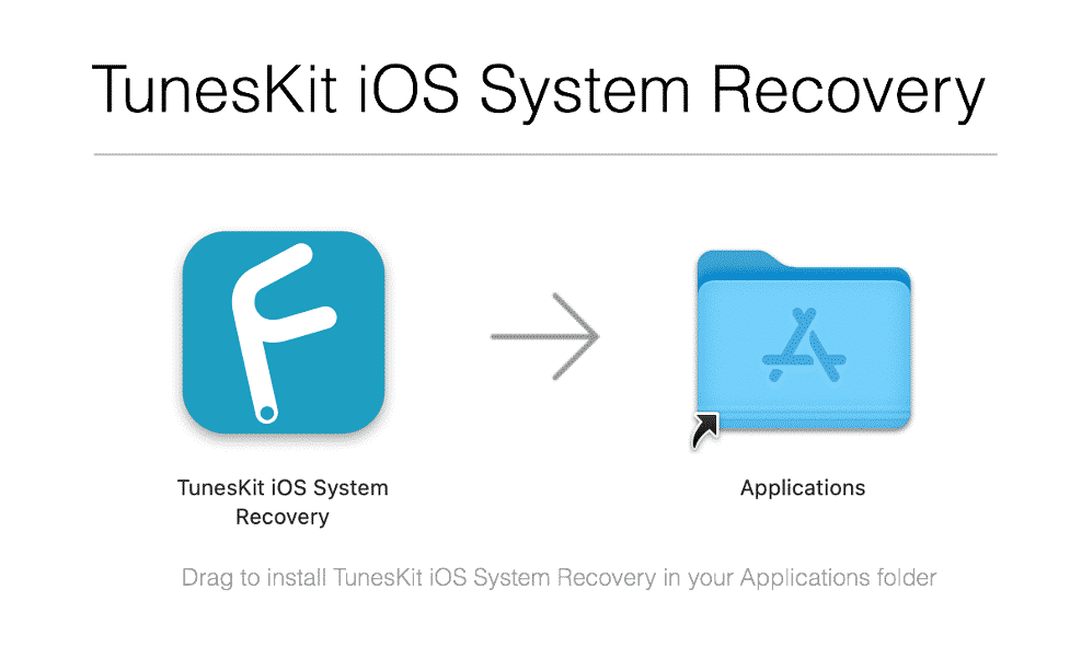 TunesKit iOS System Recovery – A Reliably Fast Solution to Getting Back Lost Data