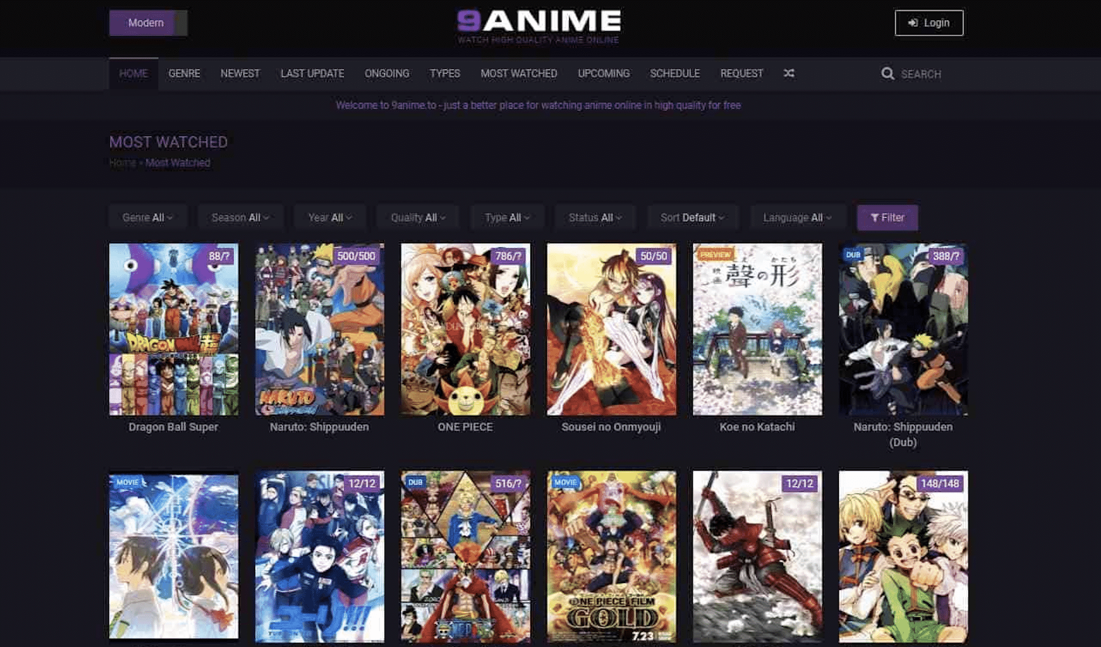 Why 9anime is the best free anime streaming website?