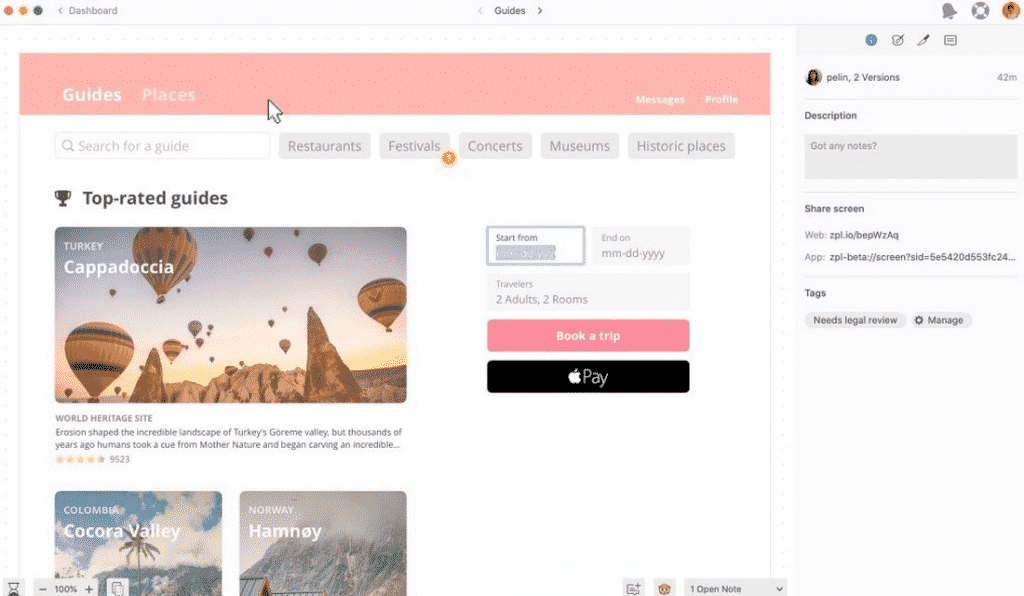 5 Best Tools for Mobile App Designers