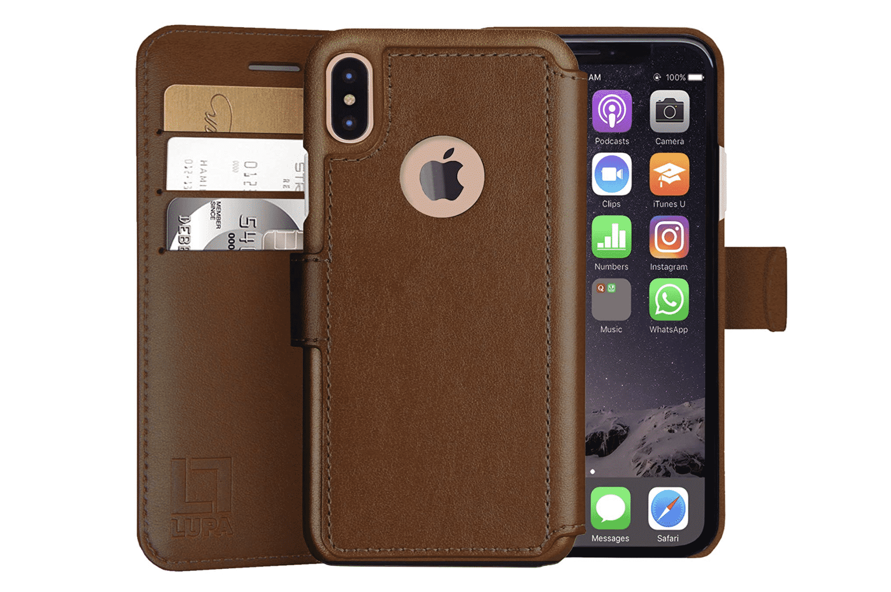 iPhone XS Max Cardholder Cases
