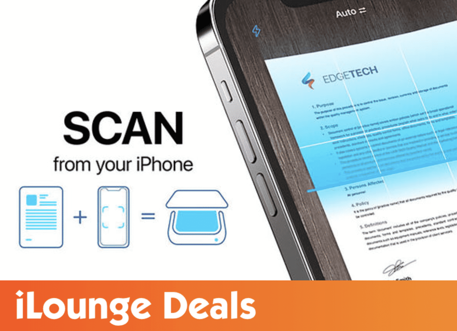iScanner App