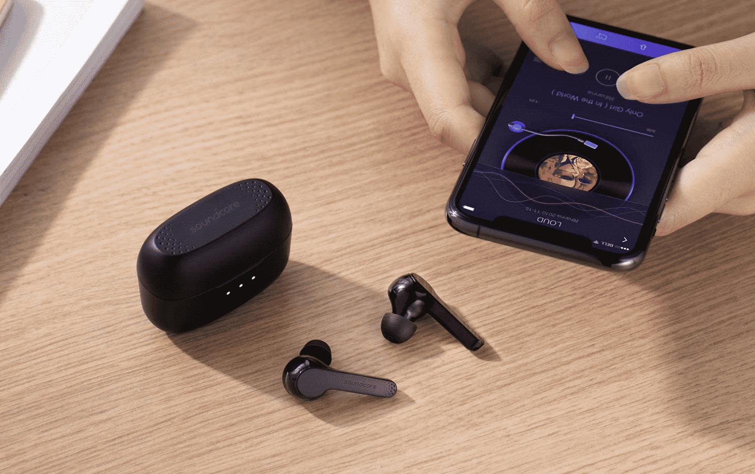 Anker's True Wireless Earbuds