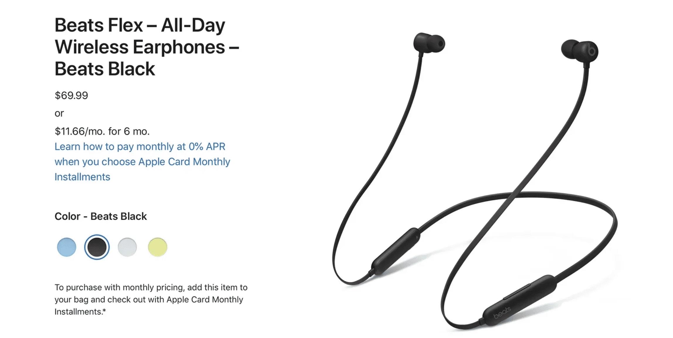 Beats Flex Headphones