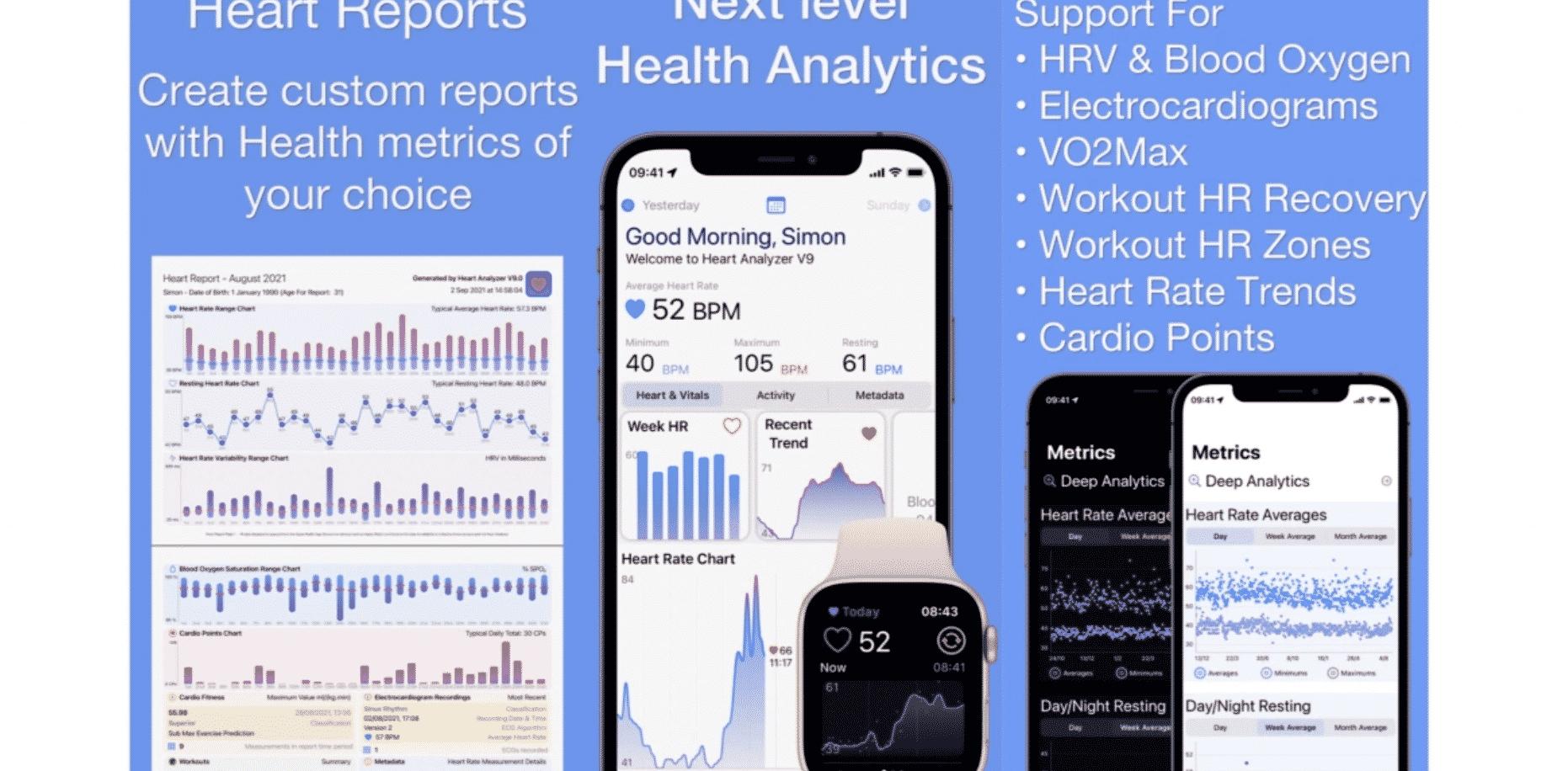 Heart Analyzer App