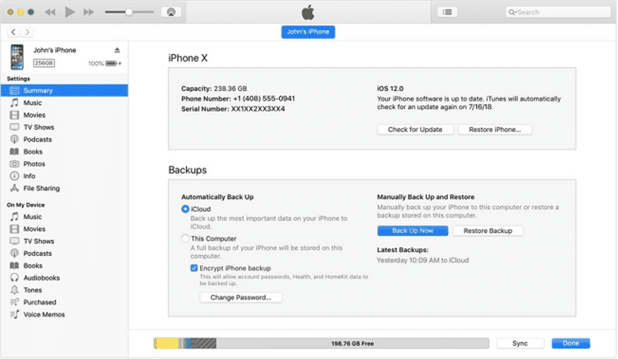 How to Backup iPhone to Computer in 3 Ways
