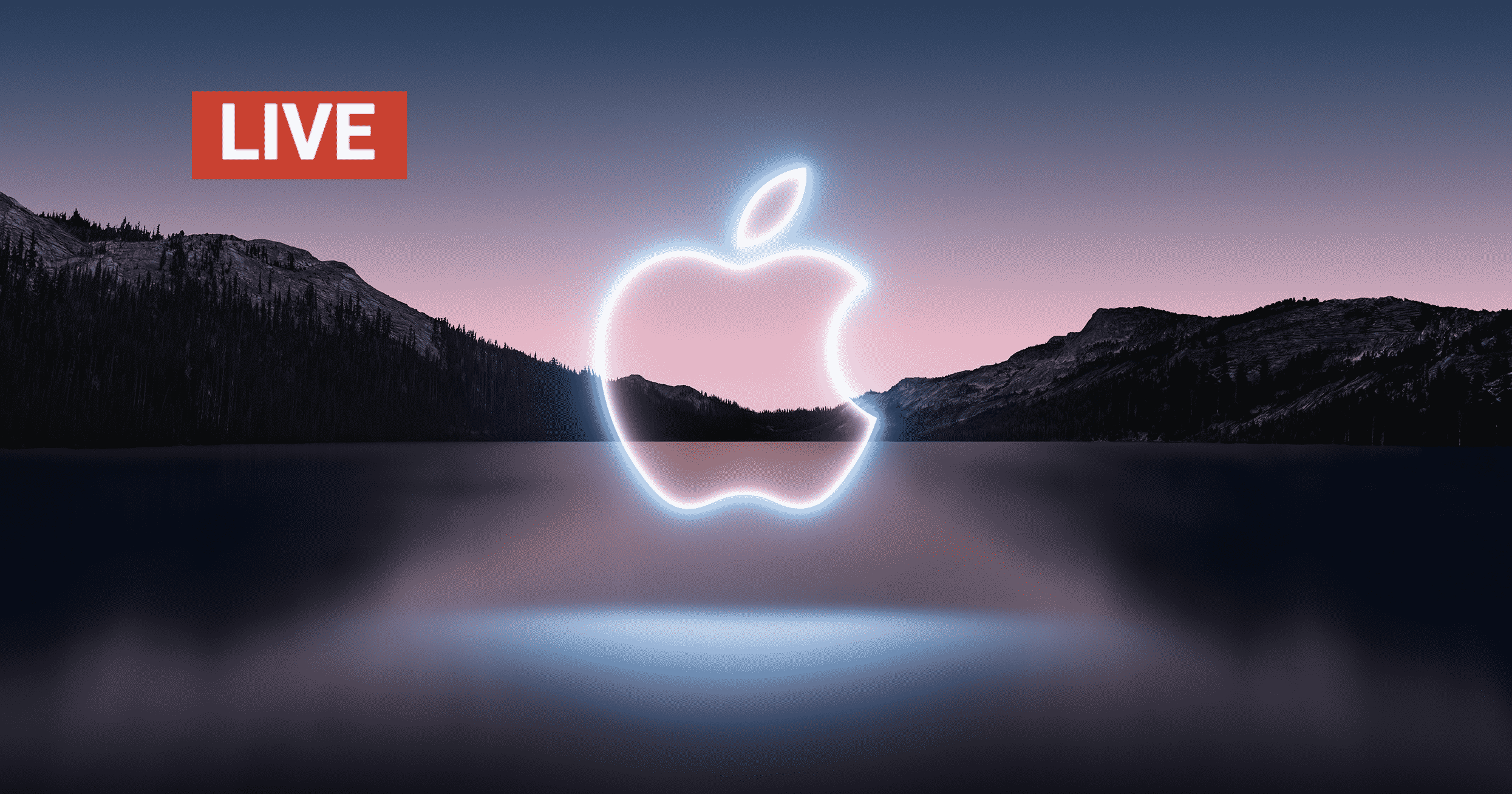 watch the Apple event