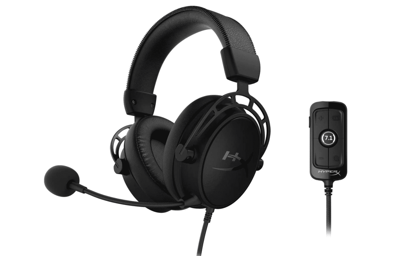 HyperX Cloud Alpha S - PC Gaming Headset