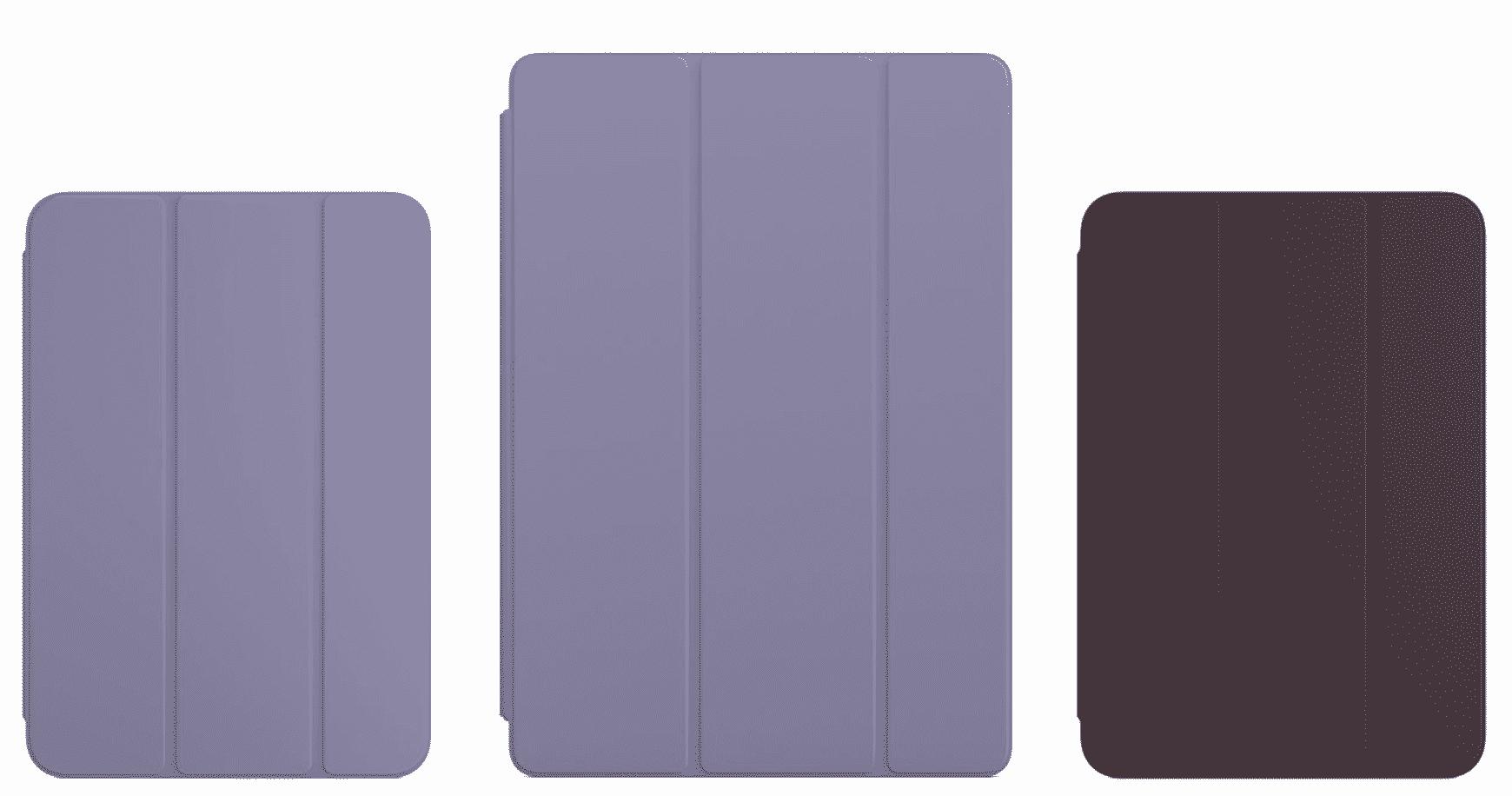 New iPad mini and iPad Case Colors